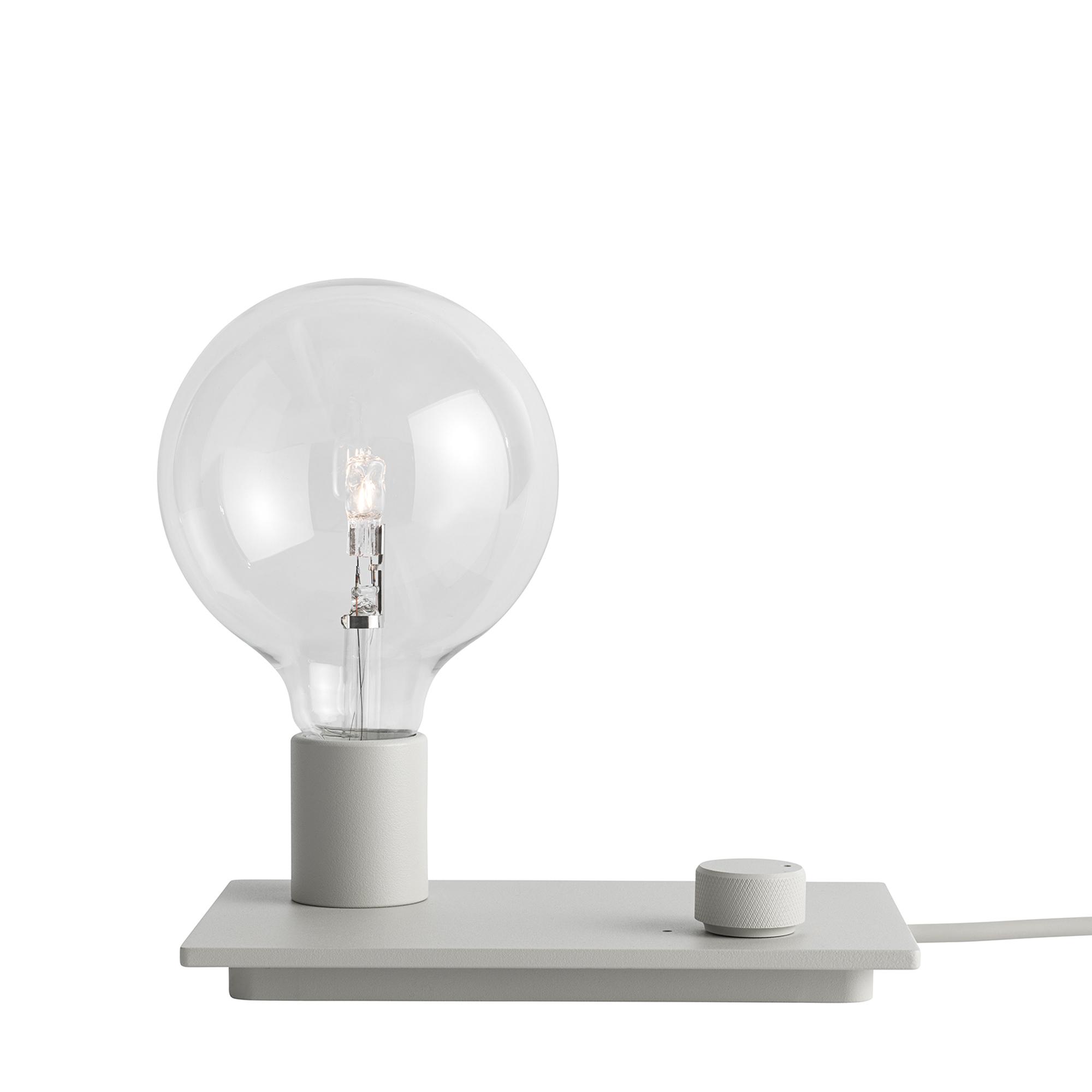 Designtorget Lampa Control grå LED