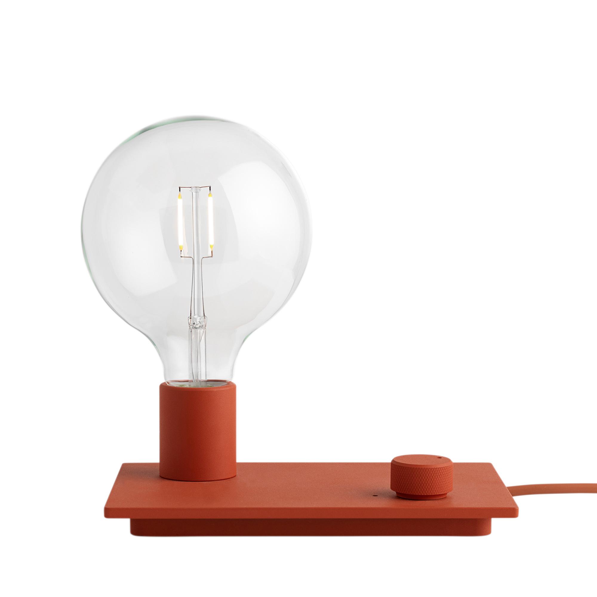 Designtorget Lampa Control röd LED