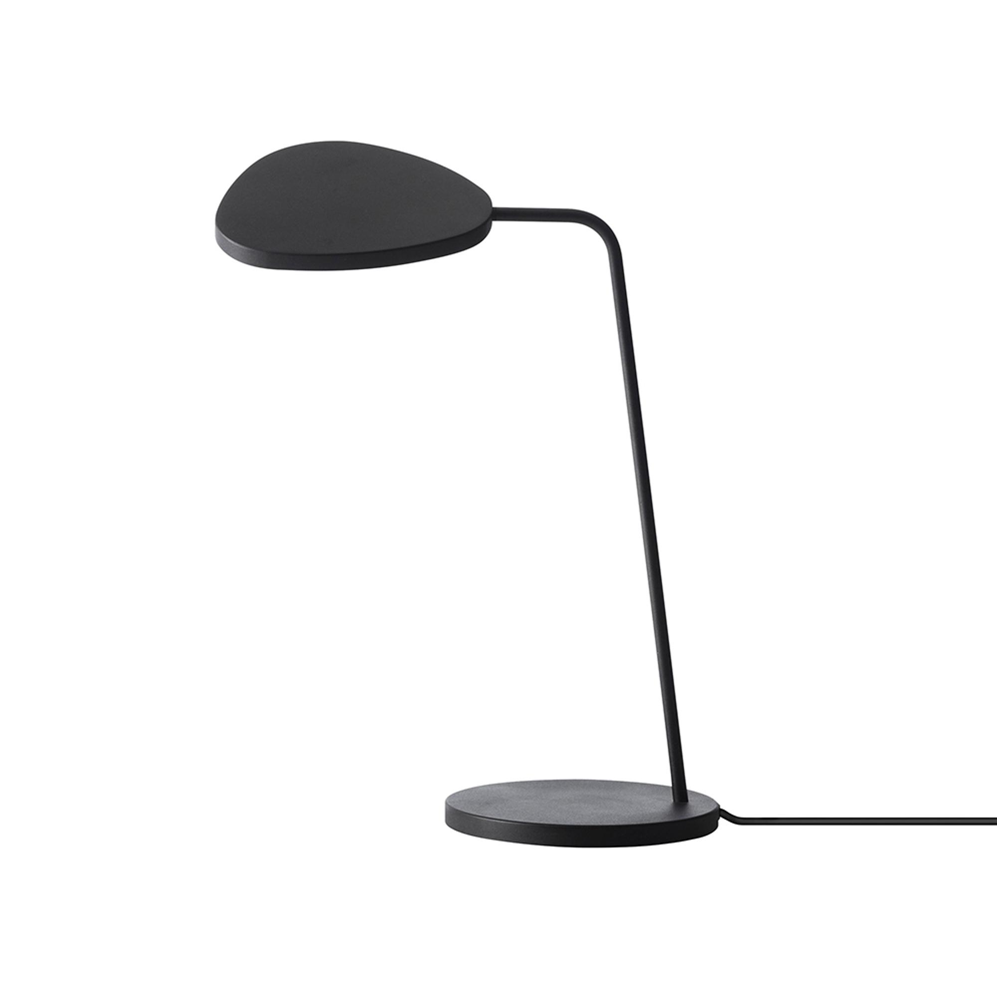 Designtorget Lampa Leaf bord svart