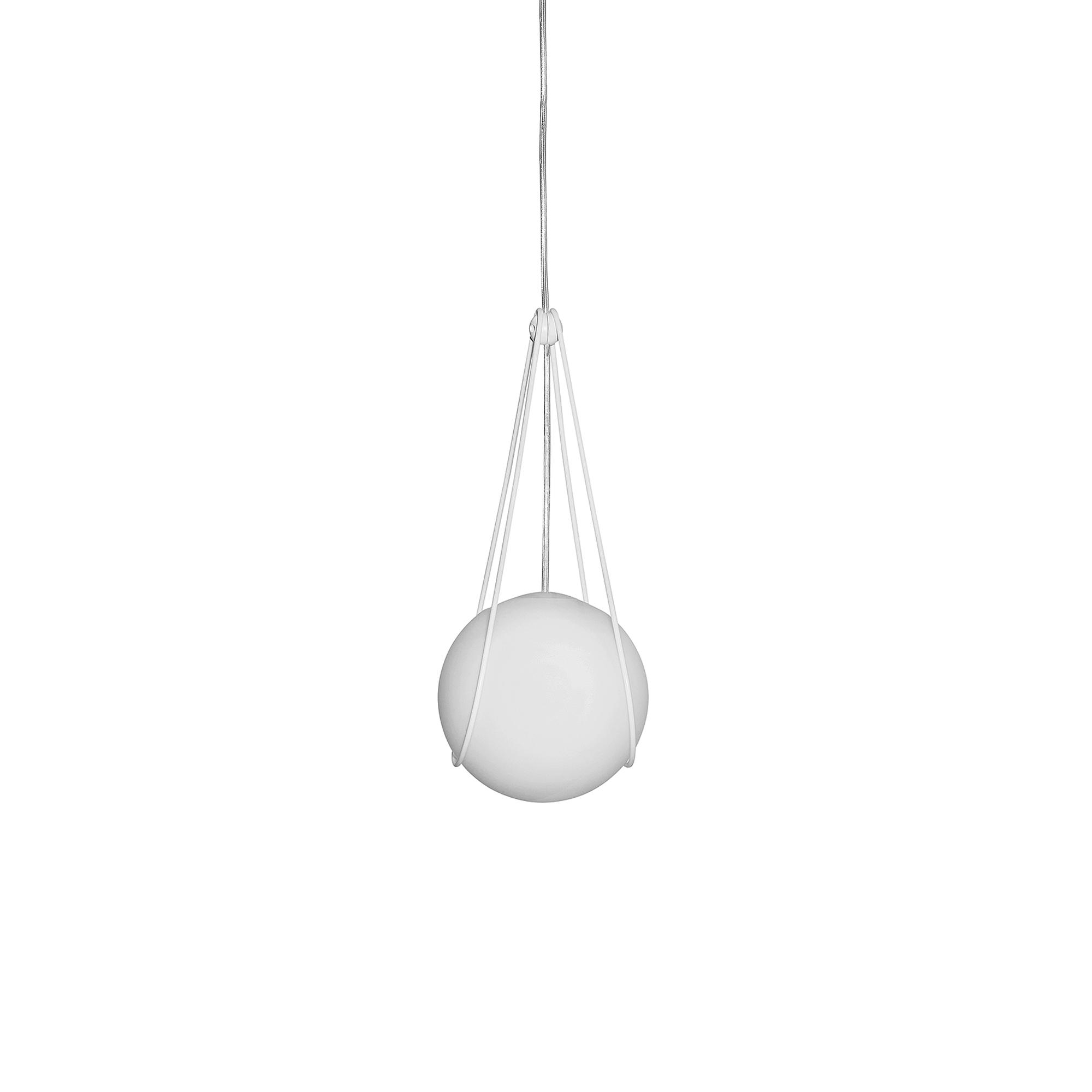 Designtorget Lamphållare Kosmos 160mm vit