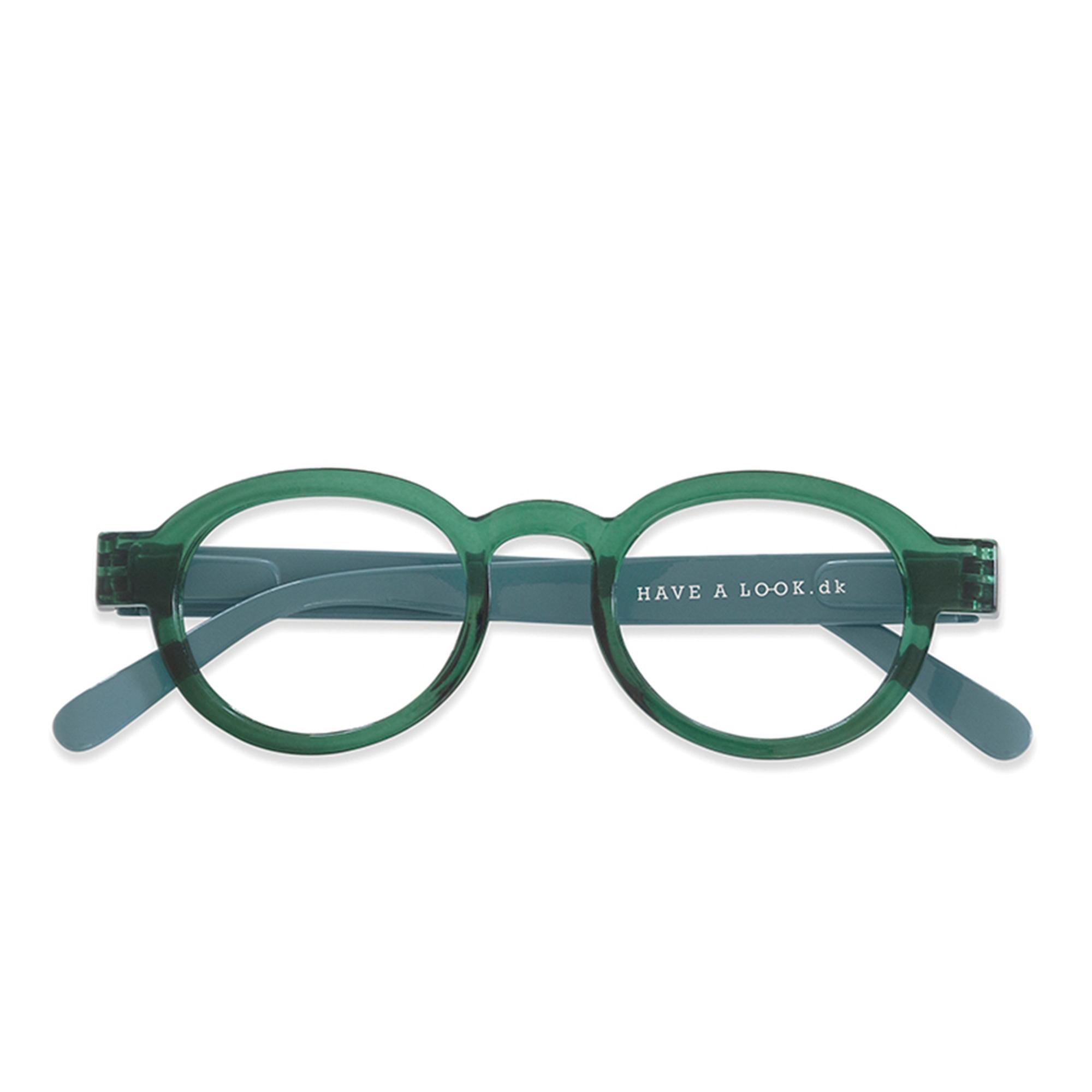 Designtorget Läsg Circle Twist green/blue +2