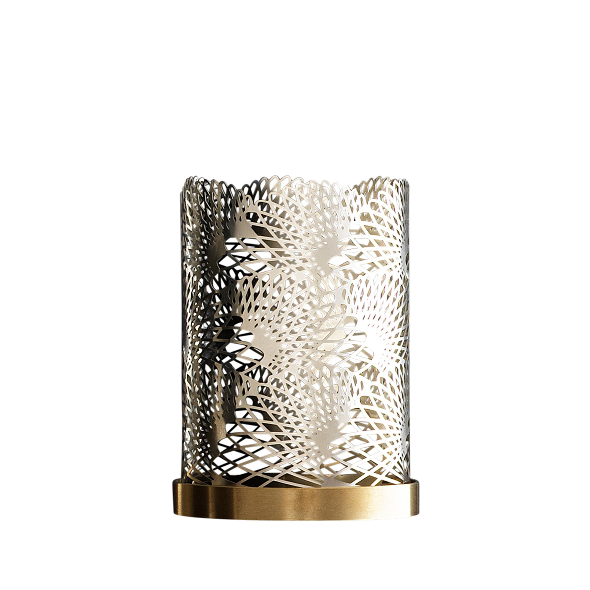 Designtorget Ljuslykta Celestial silver