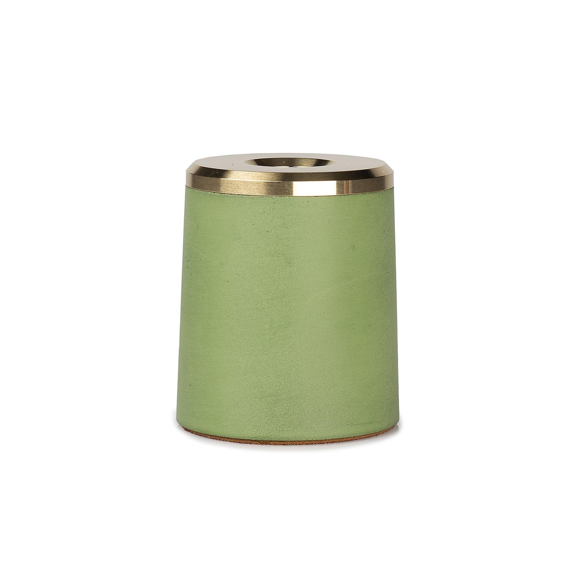Designtorget Ljusstake Stub Grön