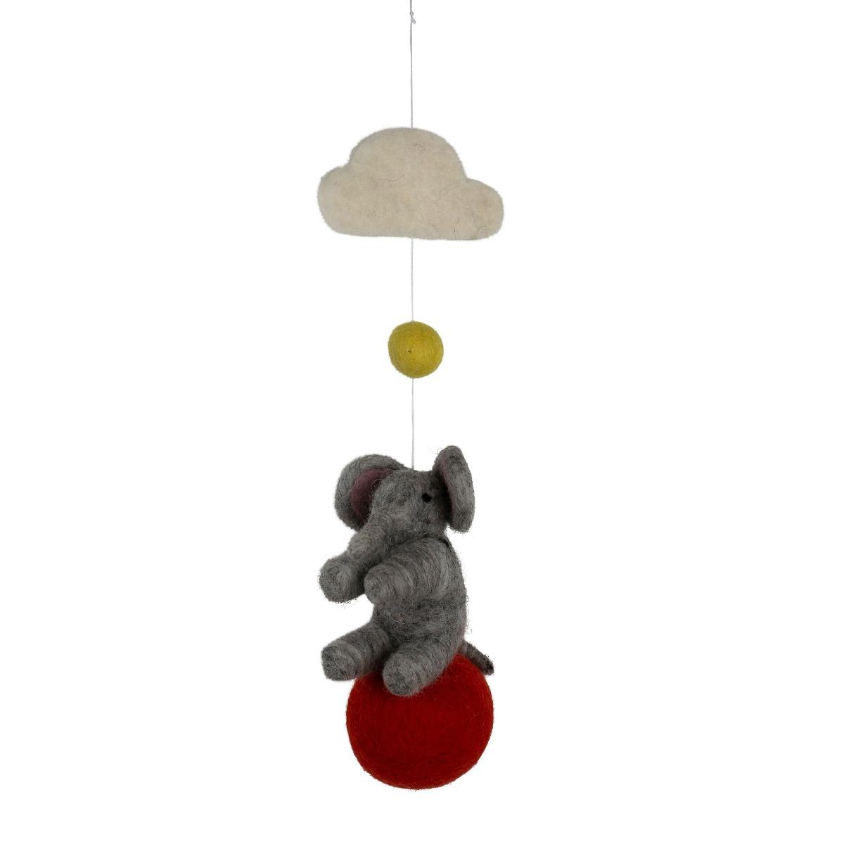 Designtorget Mobil ELEPHANT Ull