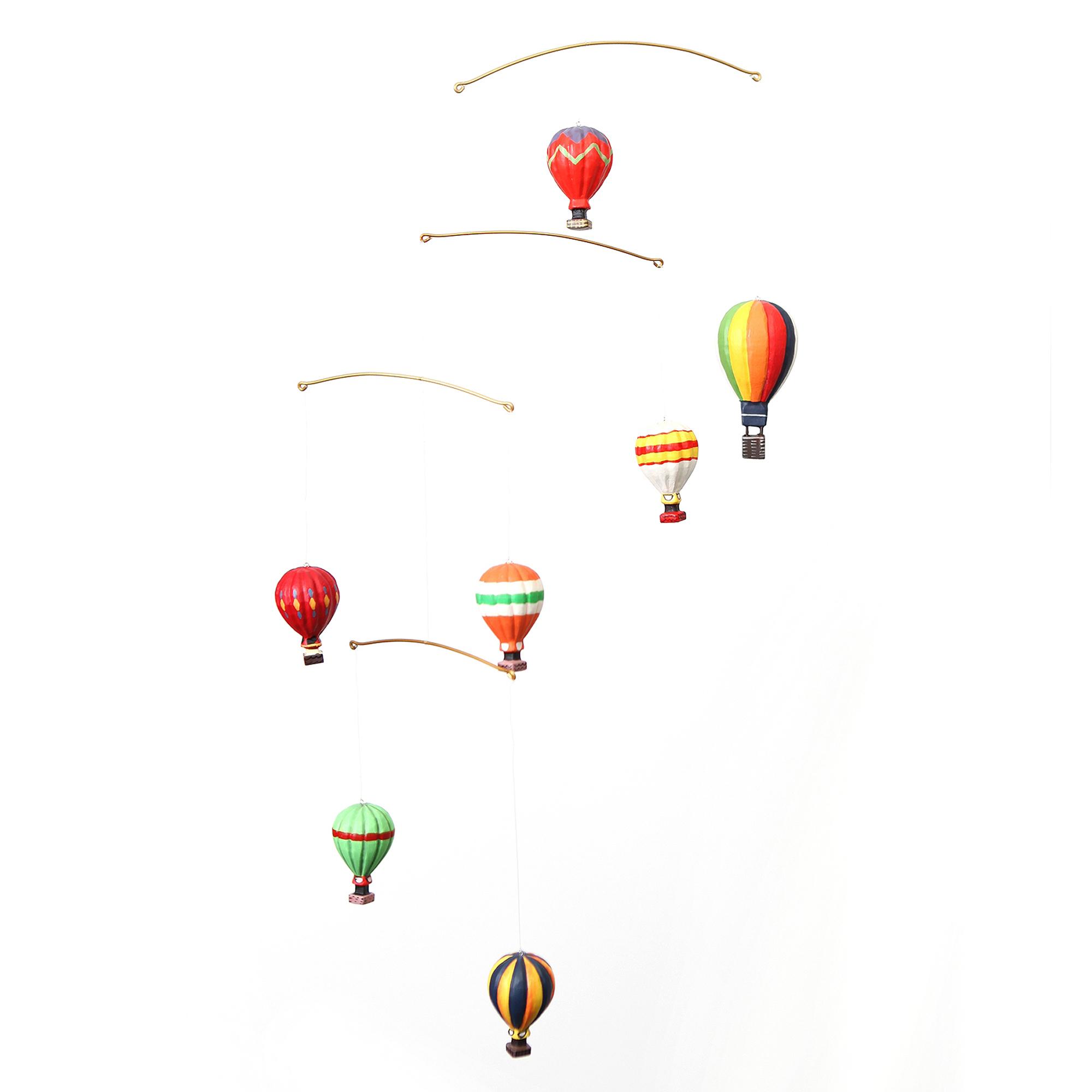 Designtorget Mobil Ballong trä