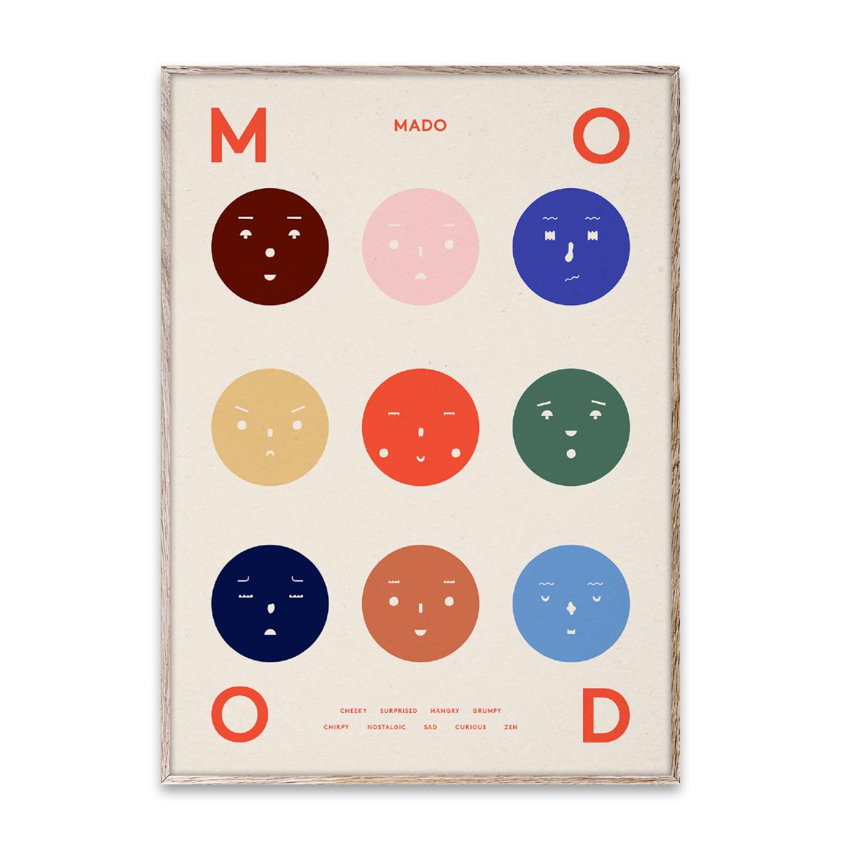 Designtorget Poster 9 Moods