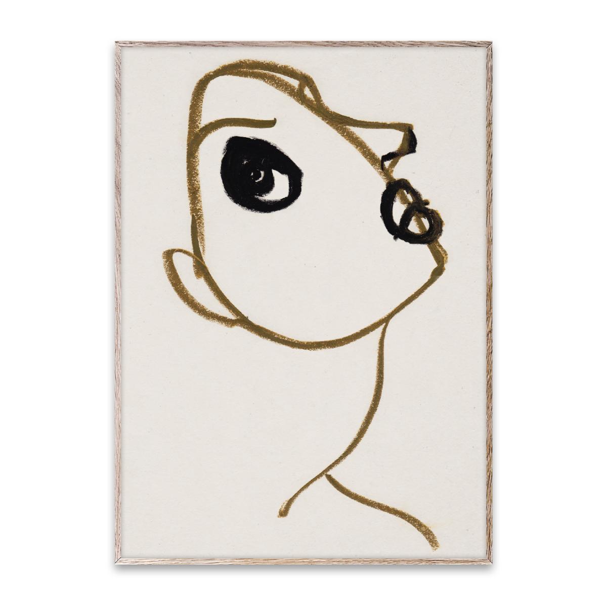 Designtorget Poster Silhouette 02 30x40 cm