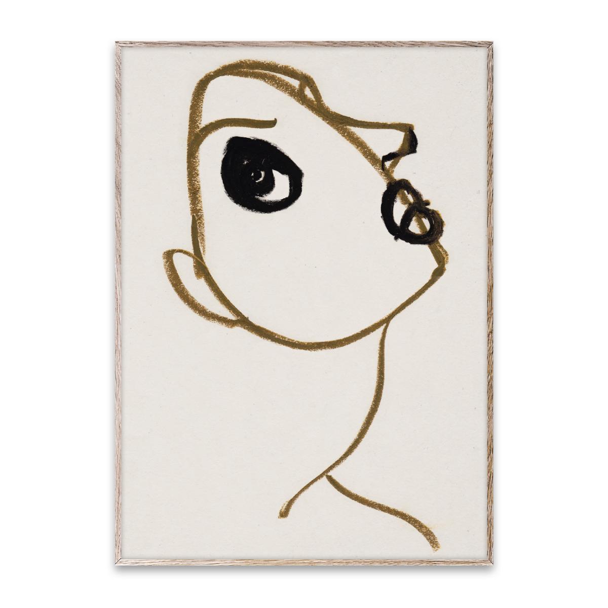 Designtorget Poster Silhouette 02 50x70 cm