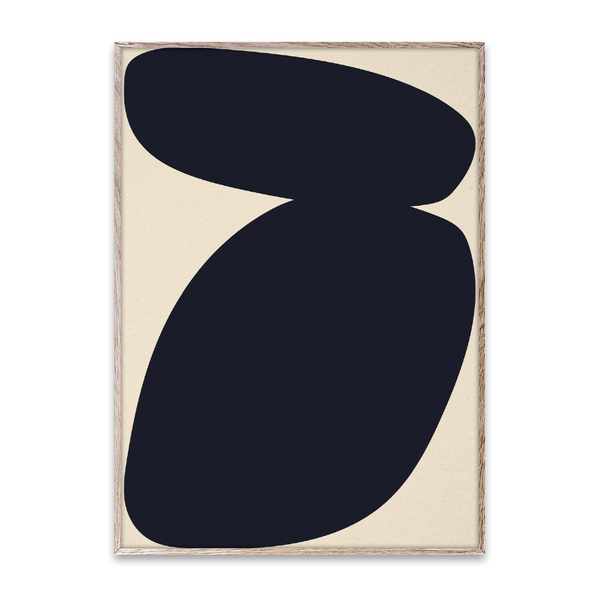 Designtorget Poster Solid Shapes 03 50x70 cm