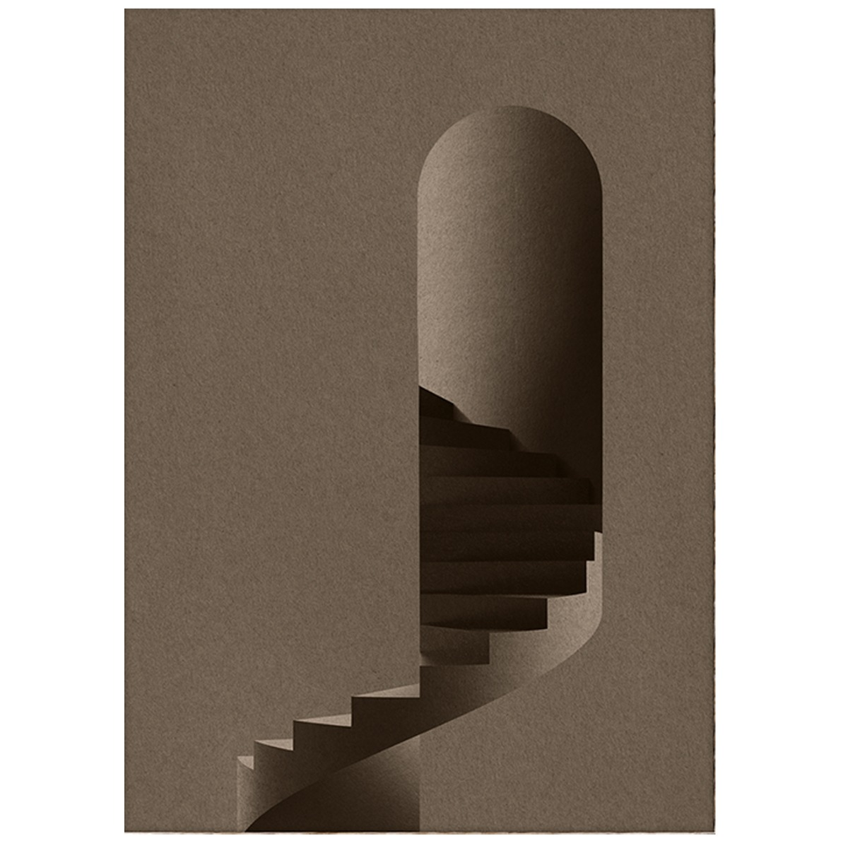 Designtorget Poster The Tower 50x70