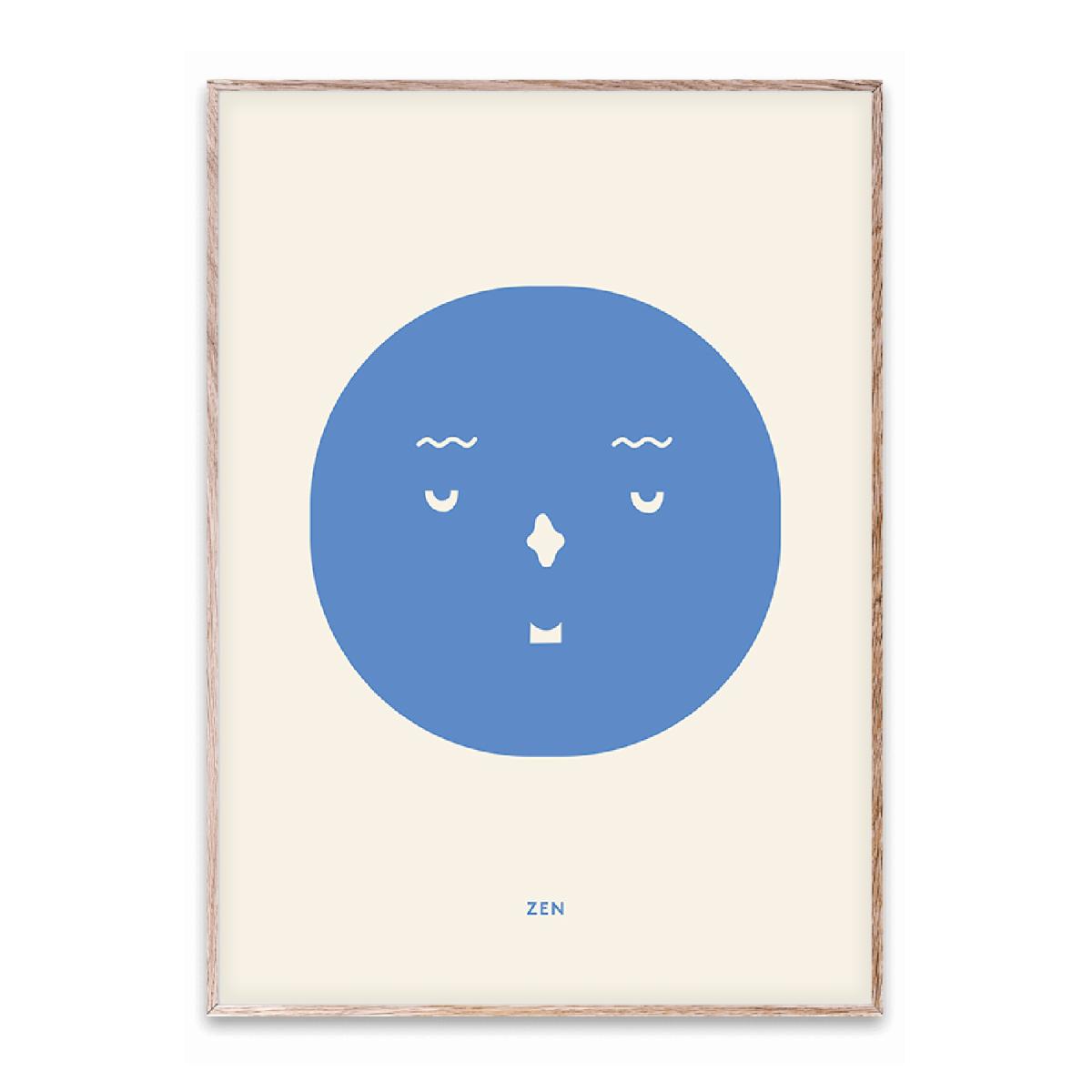 Designtorget Poster Zen Feeling 30x40 cm