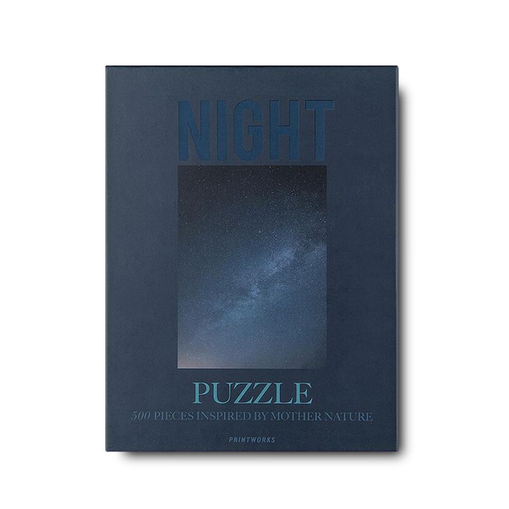 PrintworksPussel Night