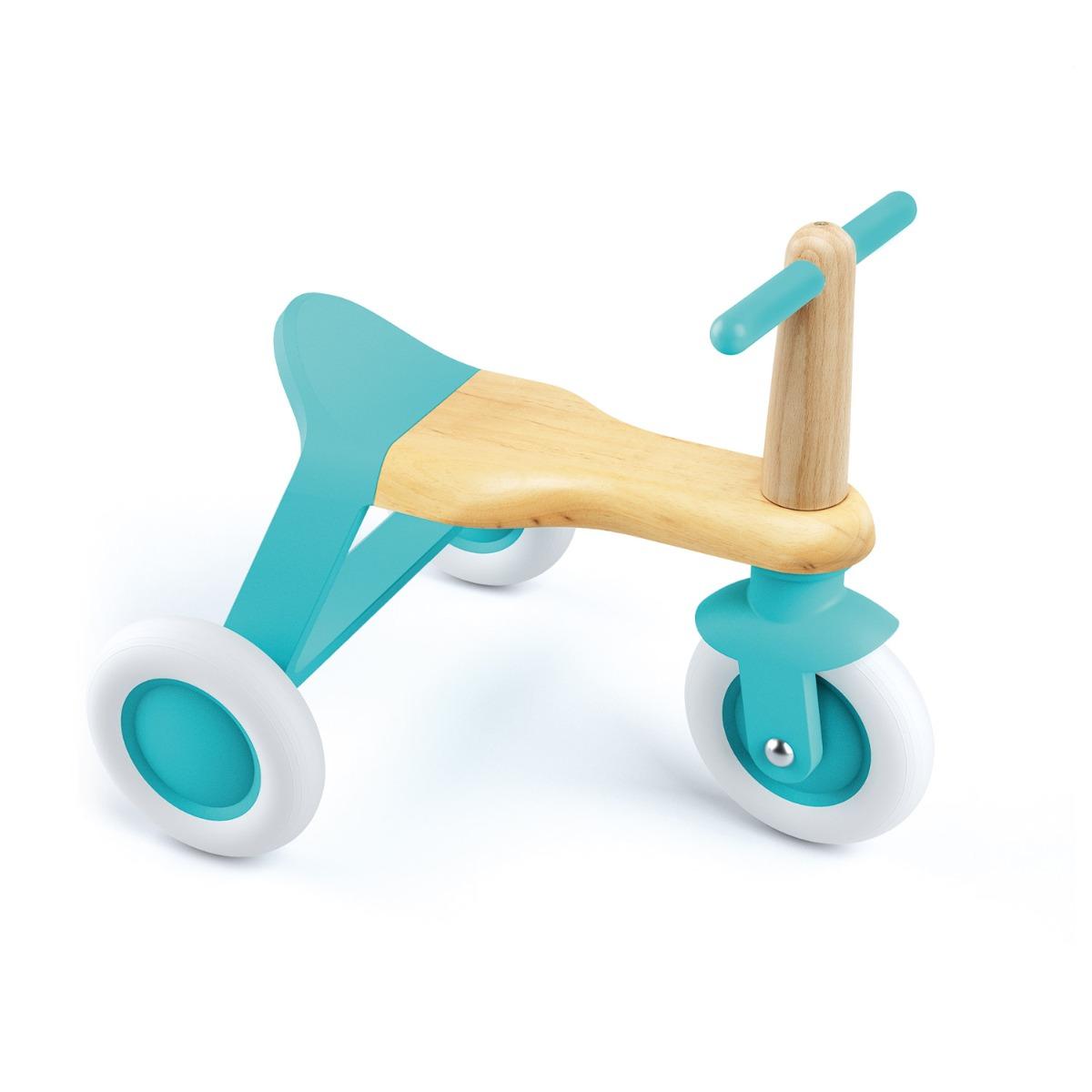 Designtorget Sittsparkcykel Roll it Blå