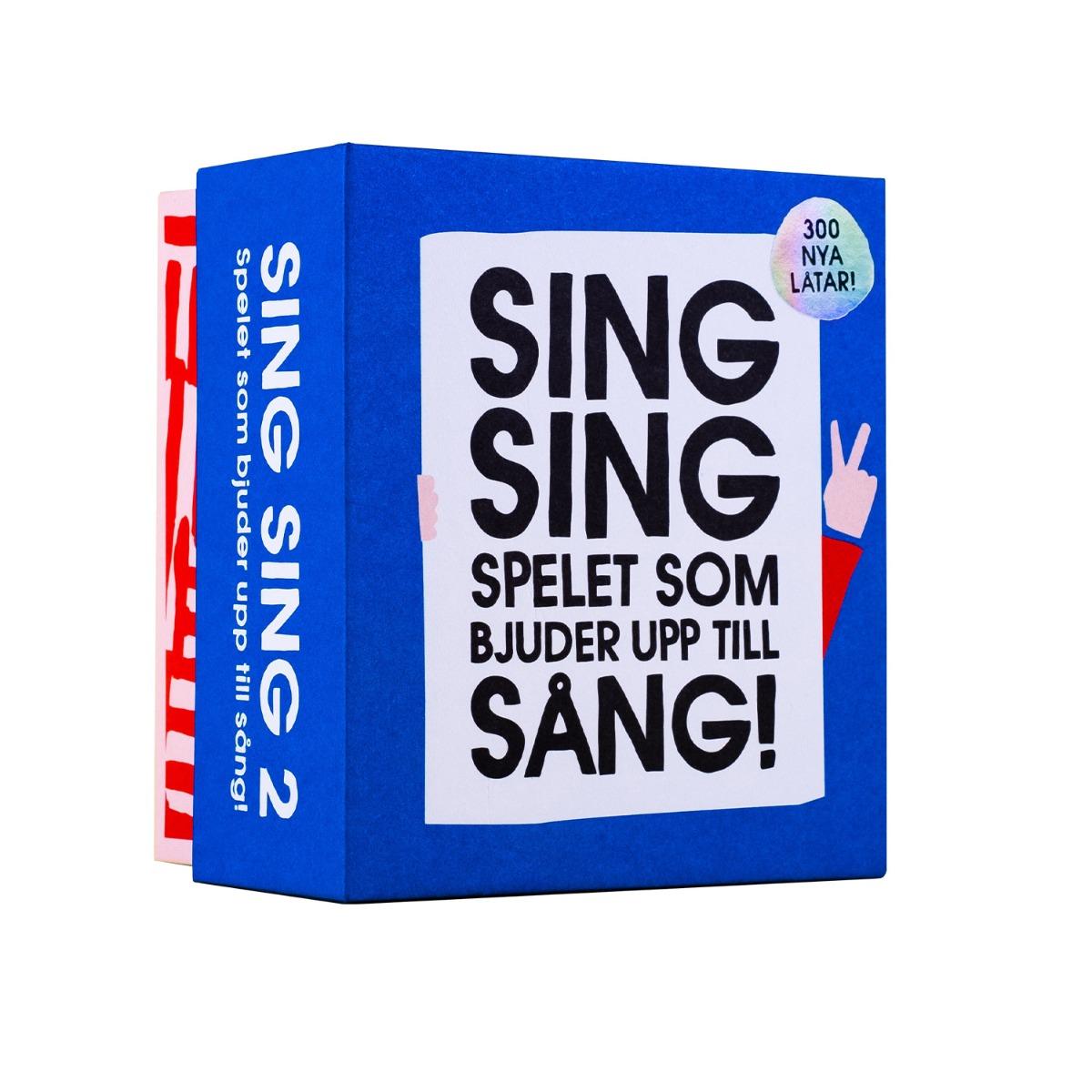 Ninja PrintSpel Sing Sing no. 2