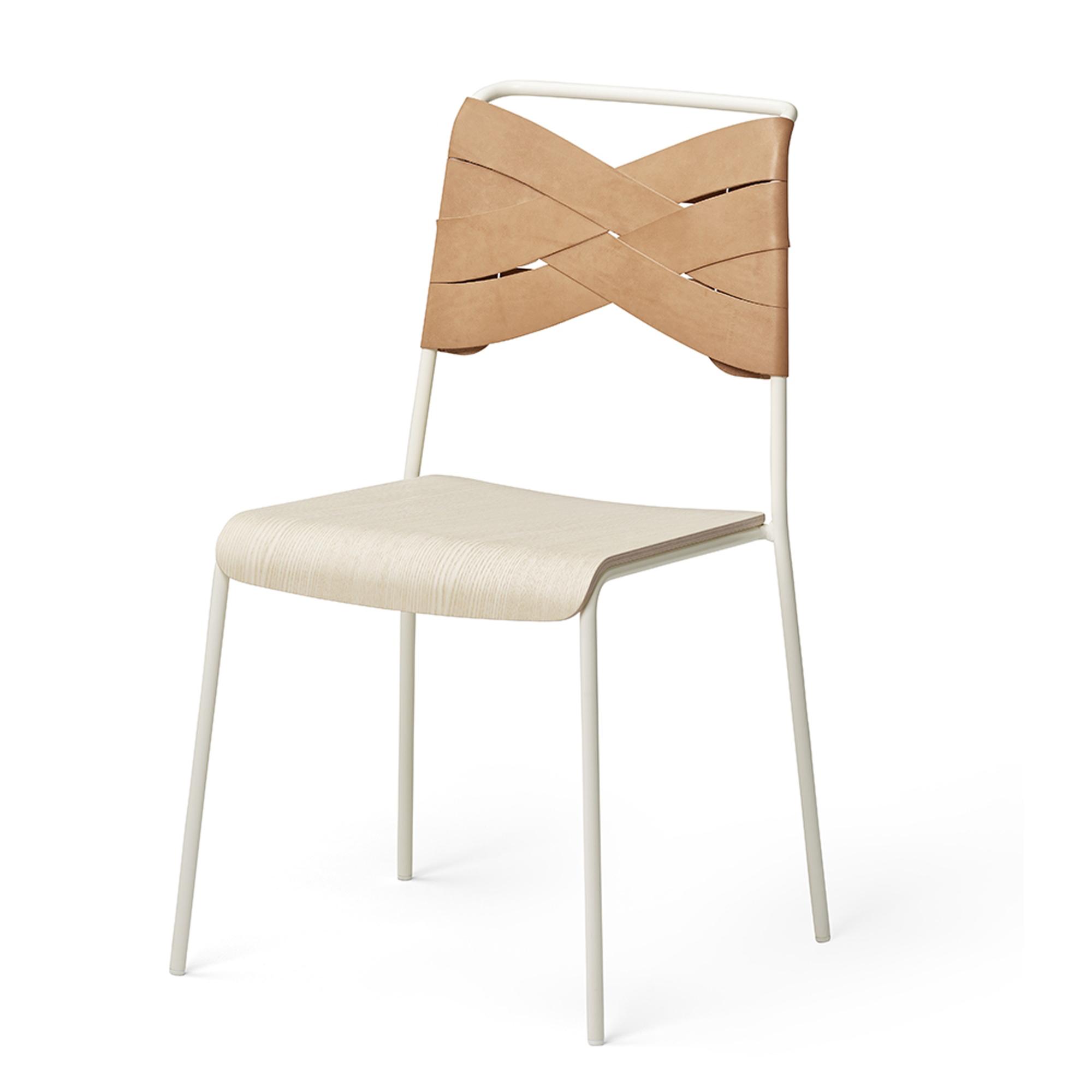 Designtorget Stol Torso ash/natural