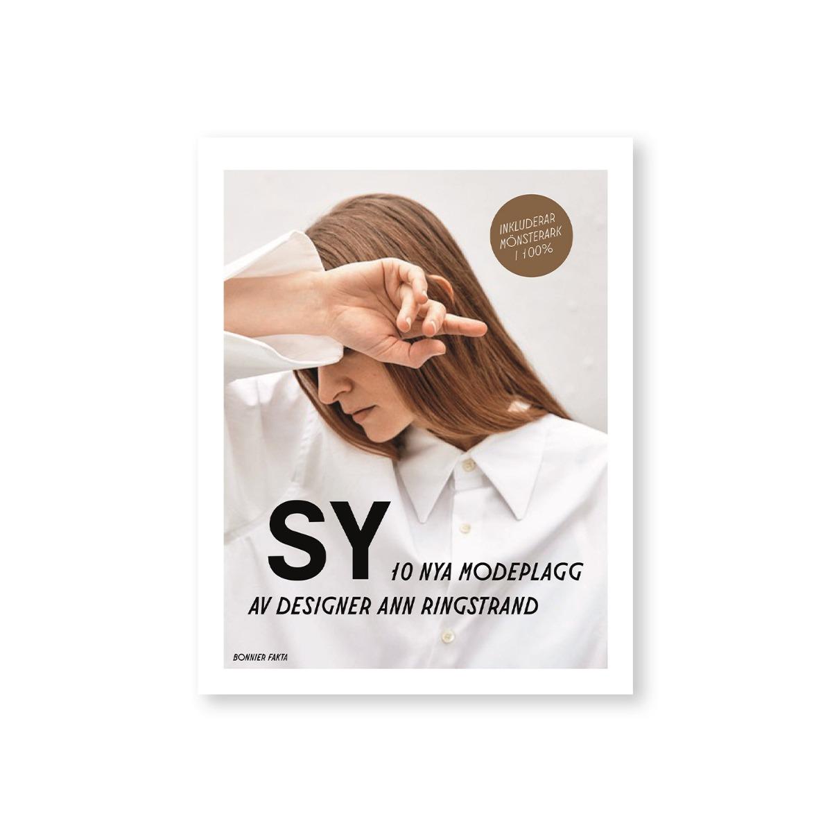Designtorget Bok Sy – 10 nya modeplagg