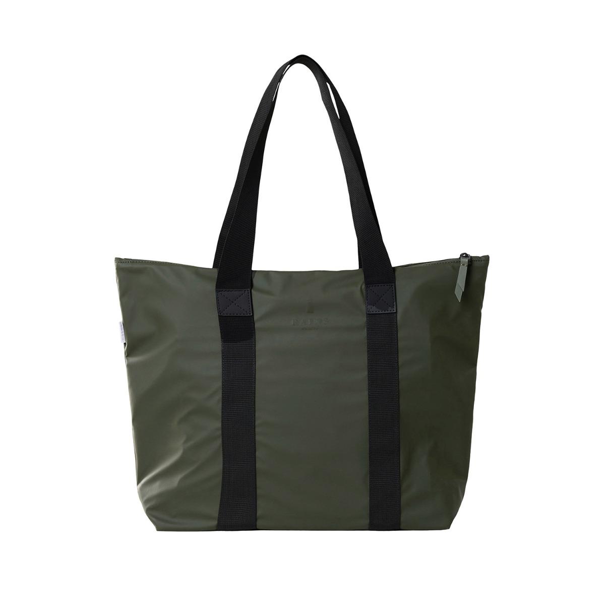 RainsTote Bag Rush Rains Green