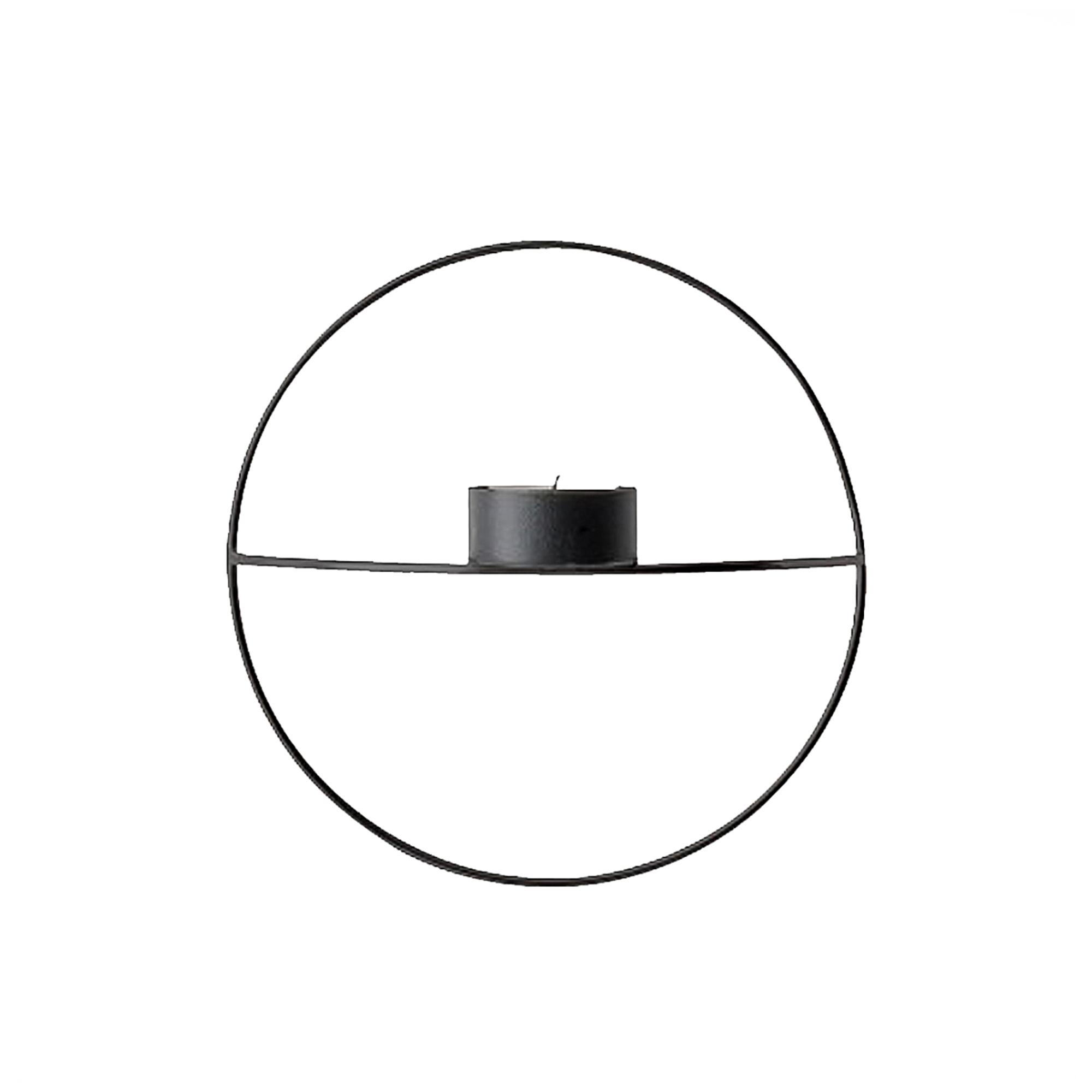 Designtorget Värmeljusstake POV C. S svart