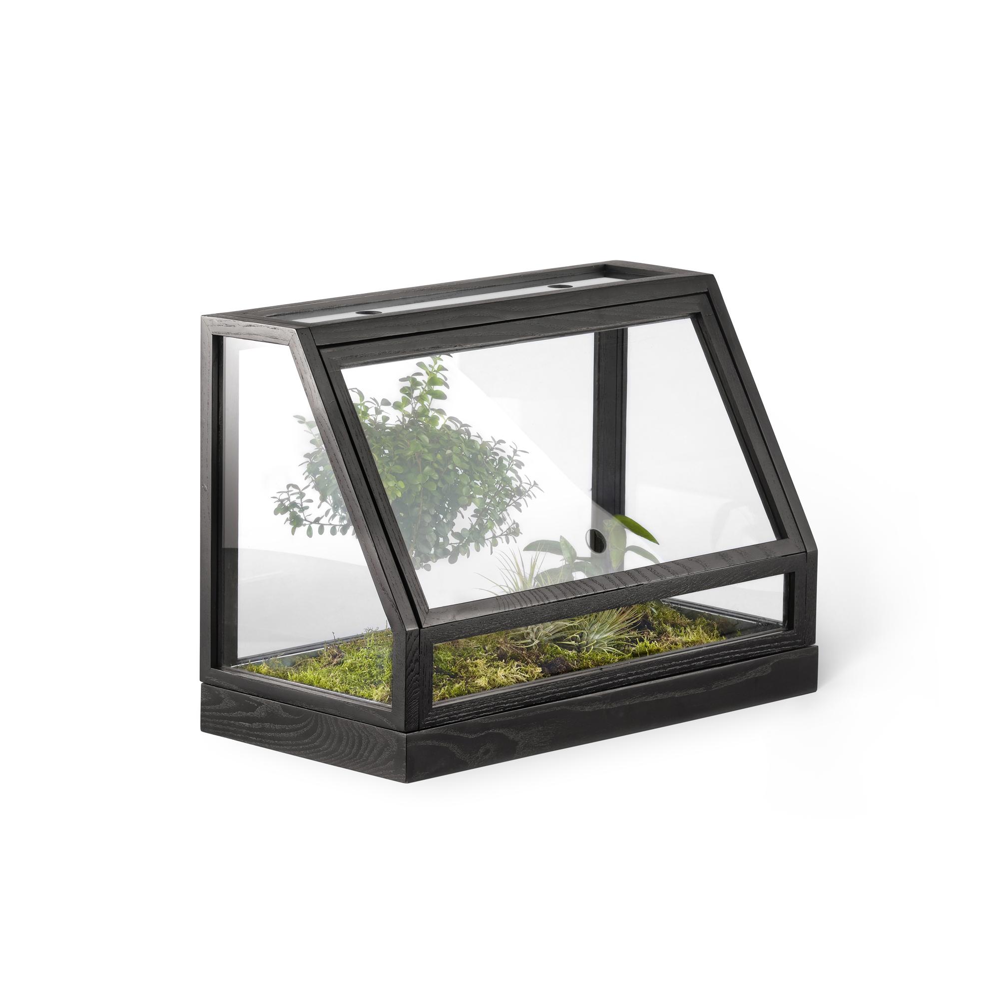 Designtorget Växthus Greenhouse Mini Grå